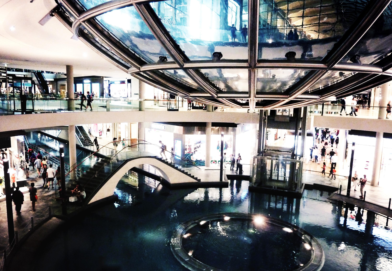 Einkaufzentrum